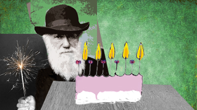 Bron: http://www.darwinproject.ac.uk/editors-blog/2012/02/10/happy-203rd-birthday-charles-darwin/