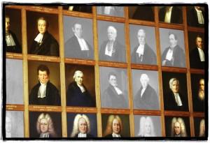 Senaatszaal Universiteit Utrecht - hier heb ik mijn doctorsgraag gekregen!